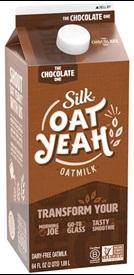 Vegan Silk Oat Yeah oat milk
