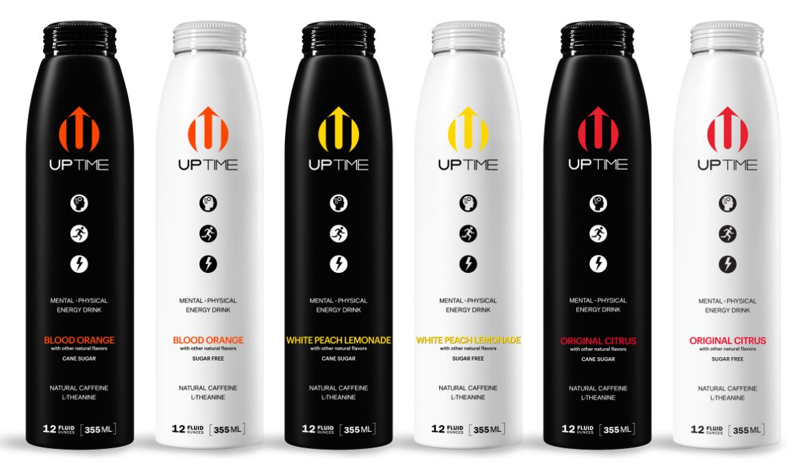 Uptime Energy drinks
