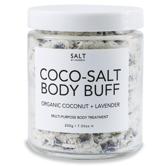 SALT By Hendrix Coco-Salt Body Buff