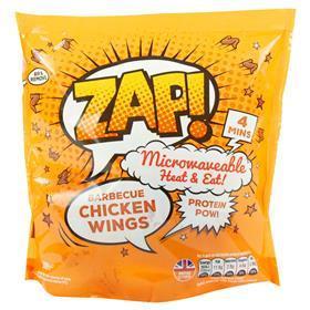 Zap BBQ Wings
