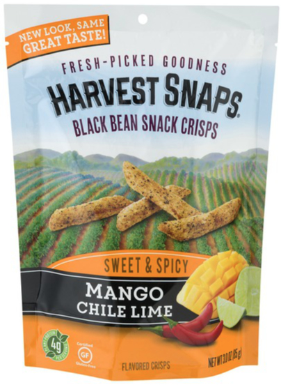 Mango chile lime Harvest Snaps
