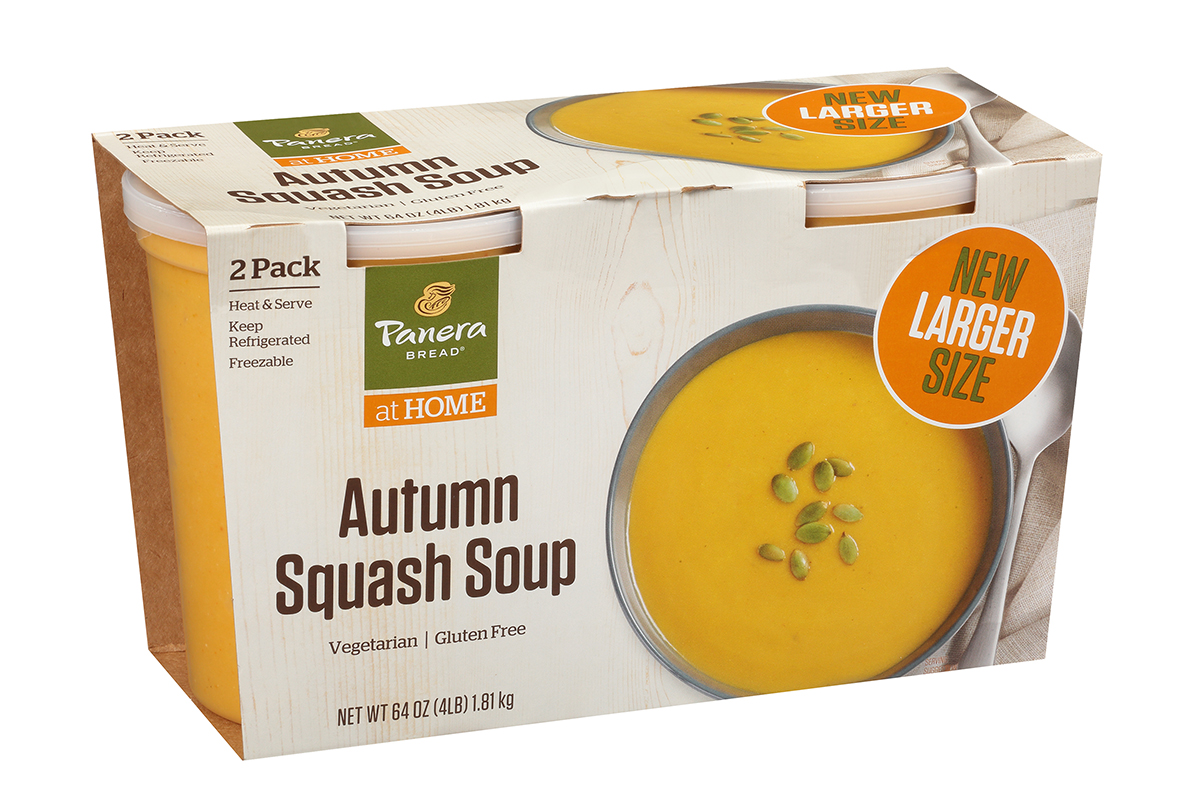 Blount Autumn Squash Soup