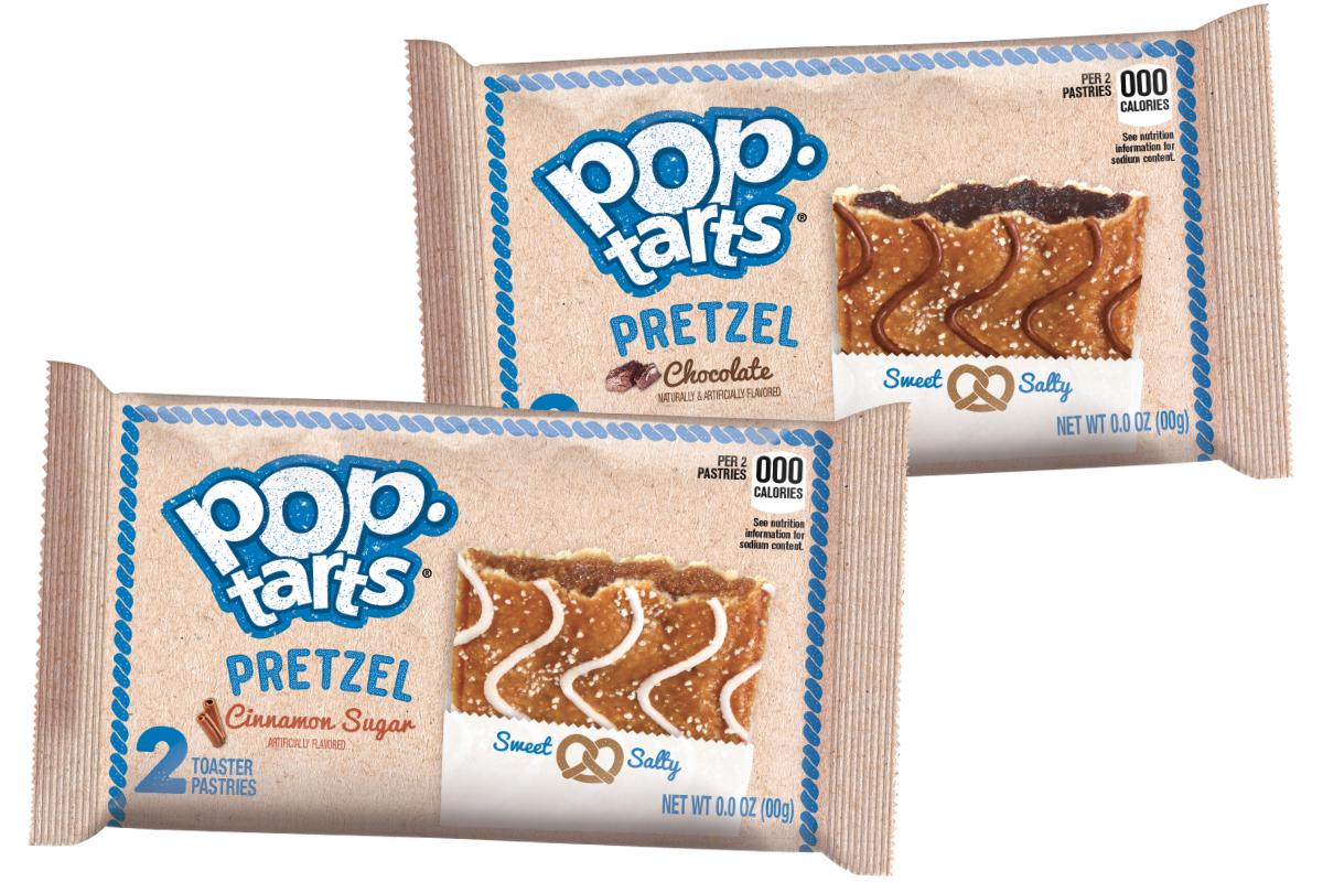 Pop-Tarts Pretzel