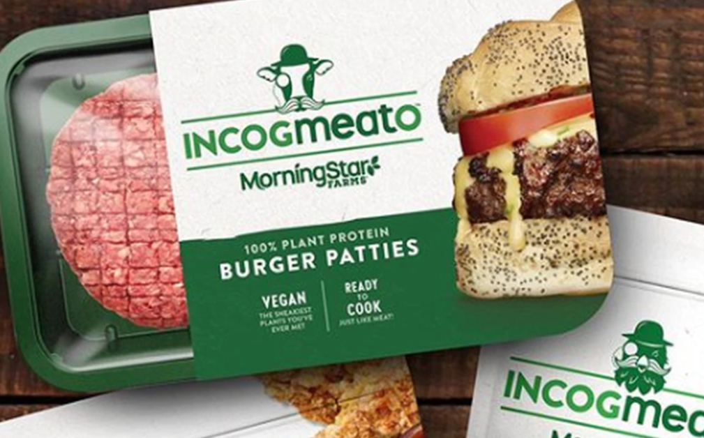 Incogmeato plant-based burgers