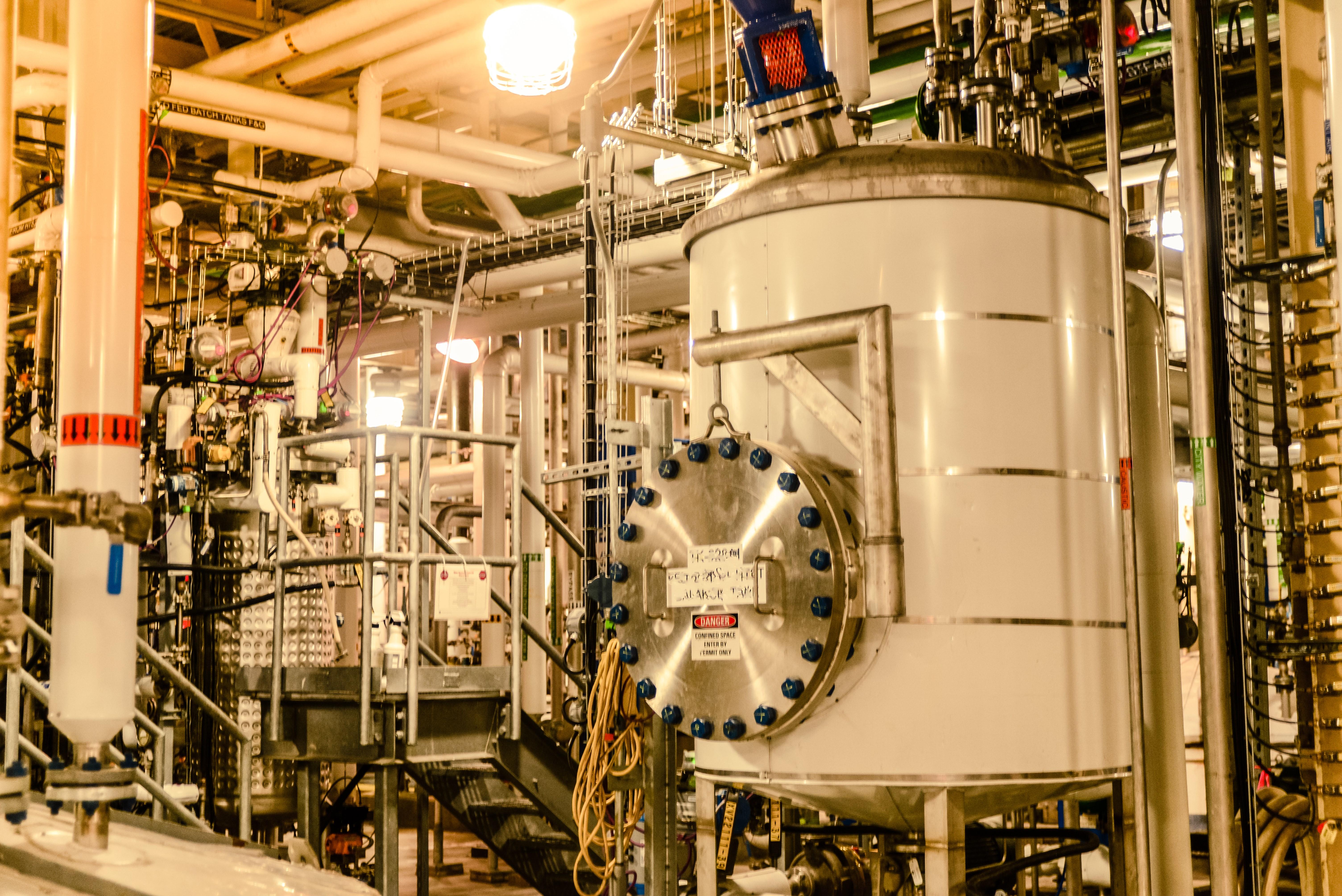 Avansya Cargill Royal DSM Eversweet fermentation facility