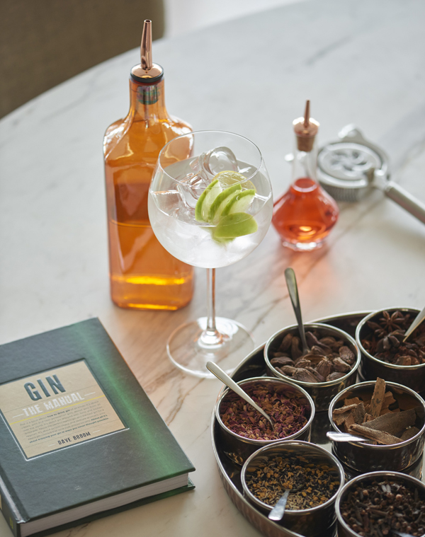 Gin is getting a makeover and is no longer confined to traditional styles.​