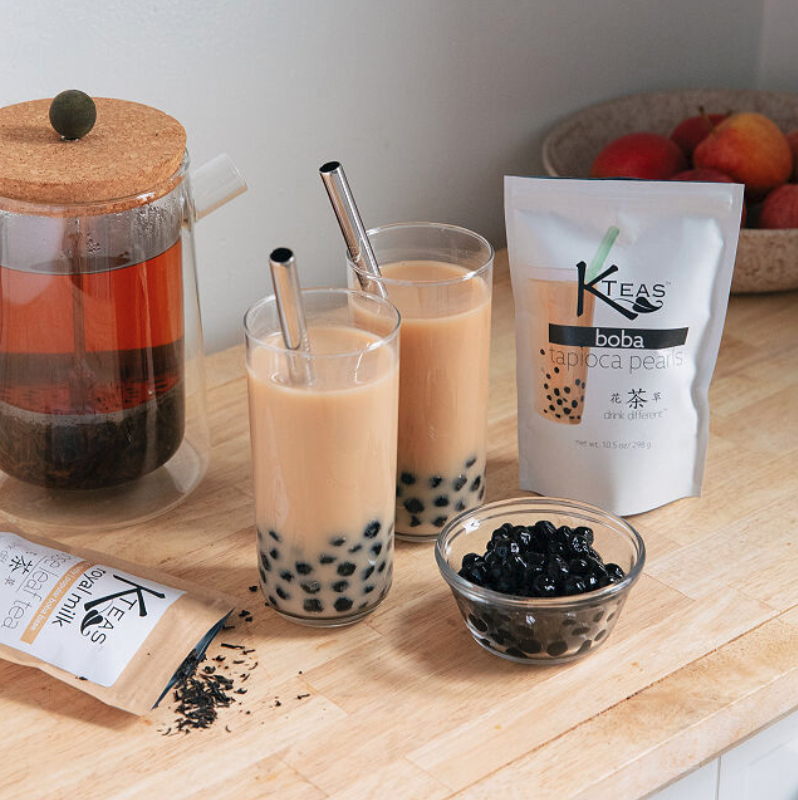 KTeas bubble tea kit