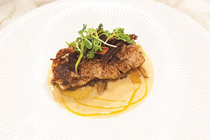Grilled Butterfish photo