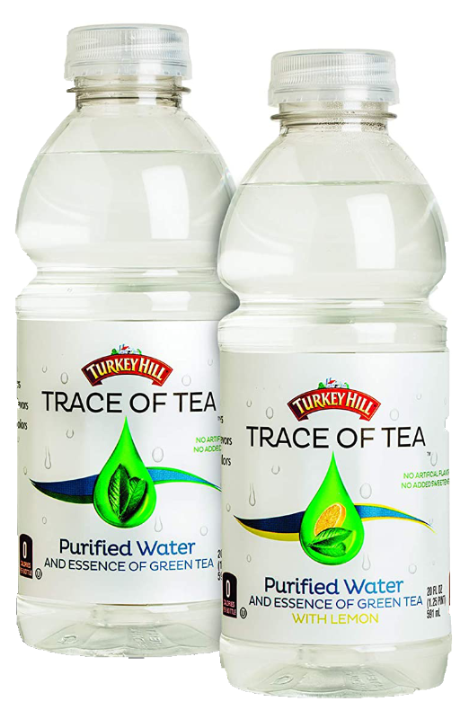 Turkey Hill Trace of Tea water beverages