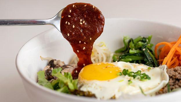 Gochujang brings heat to famous Korean dishes like bibimbap (Credit: Credit: Justin Ong/Getty Images)