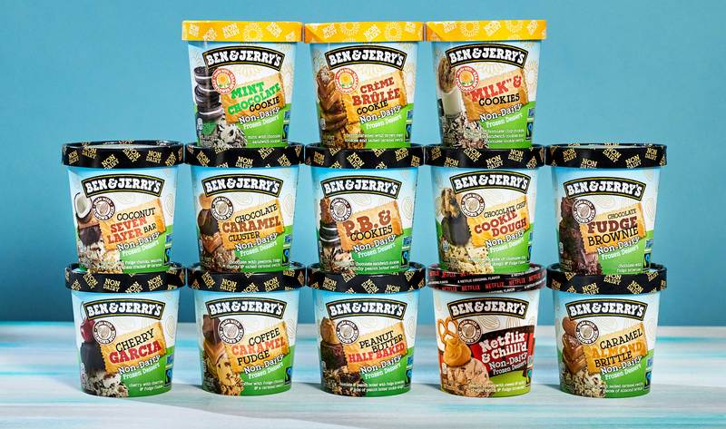 Vegan Ice Cream Launches Double Since 2015 | VegNews