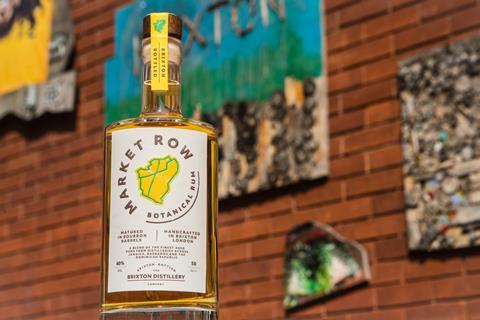 Market Row Botanical Rum 2
