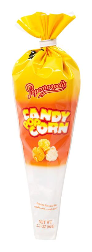 Candy Corn Popcorn Fall Flavors Just in Time for Halloween | OAOA