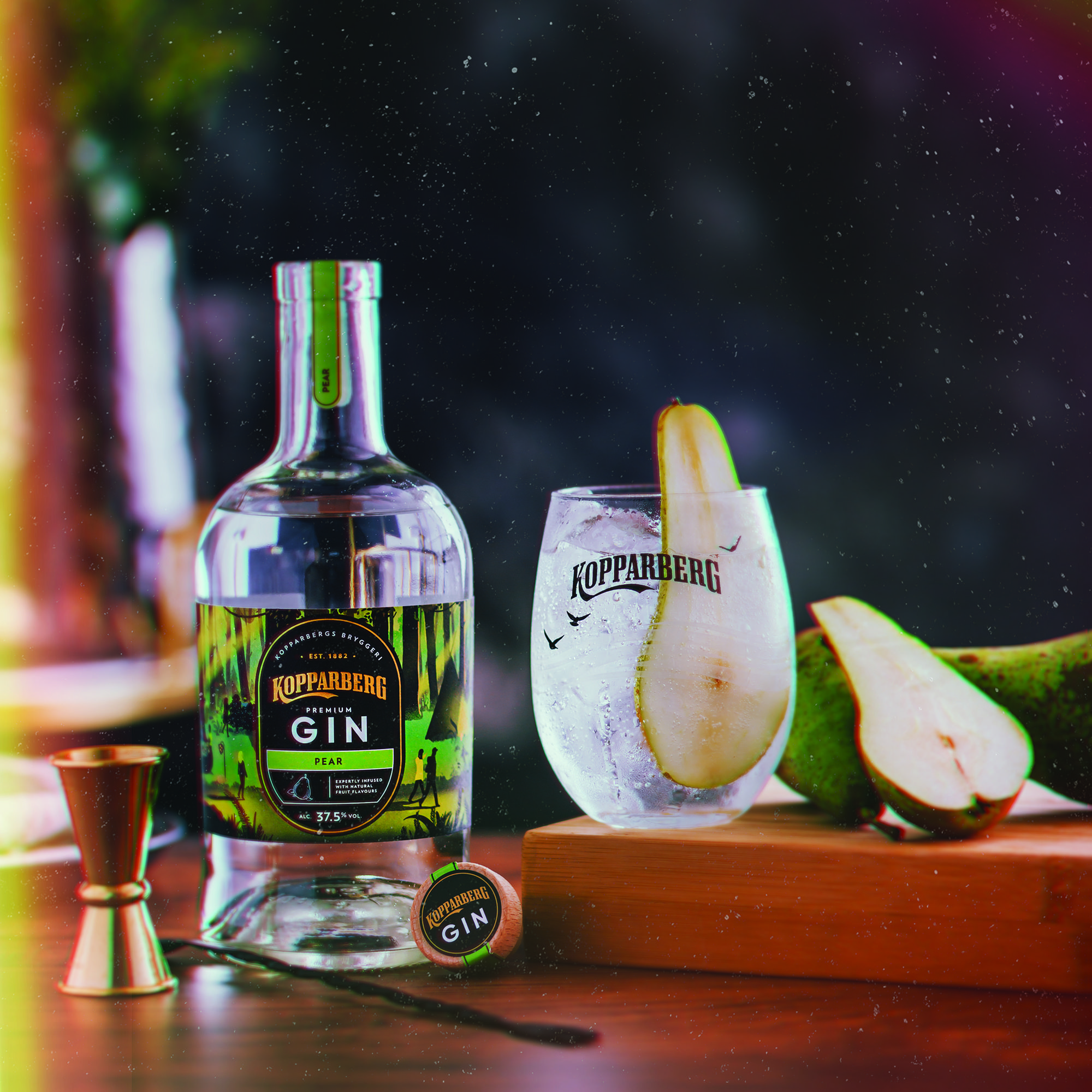 Kopparberg's new limited edition Pear Gin sounds delicious | Goodhousekeeping