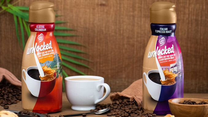 Coffee Mate Unveils New Coffee-Flavored Creamers | Chew Boom