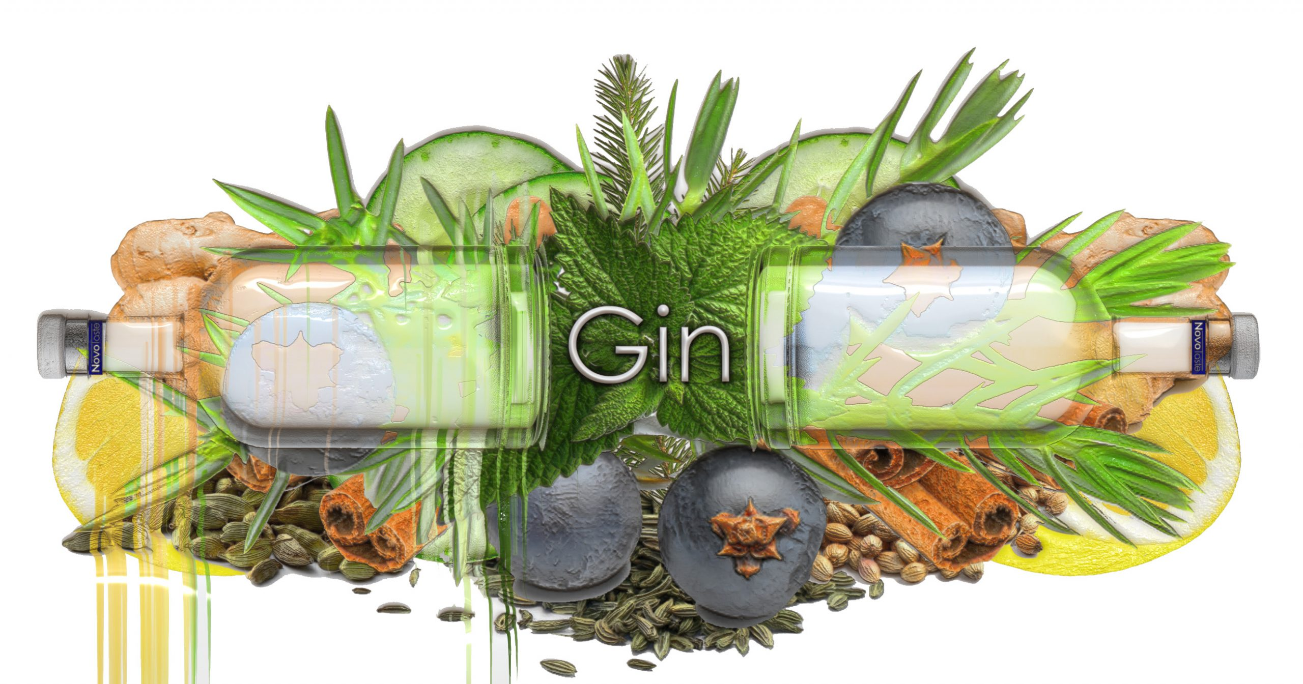 How to make your products taste & smell like authentic gin