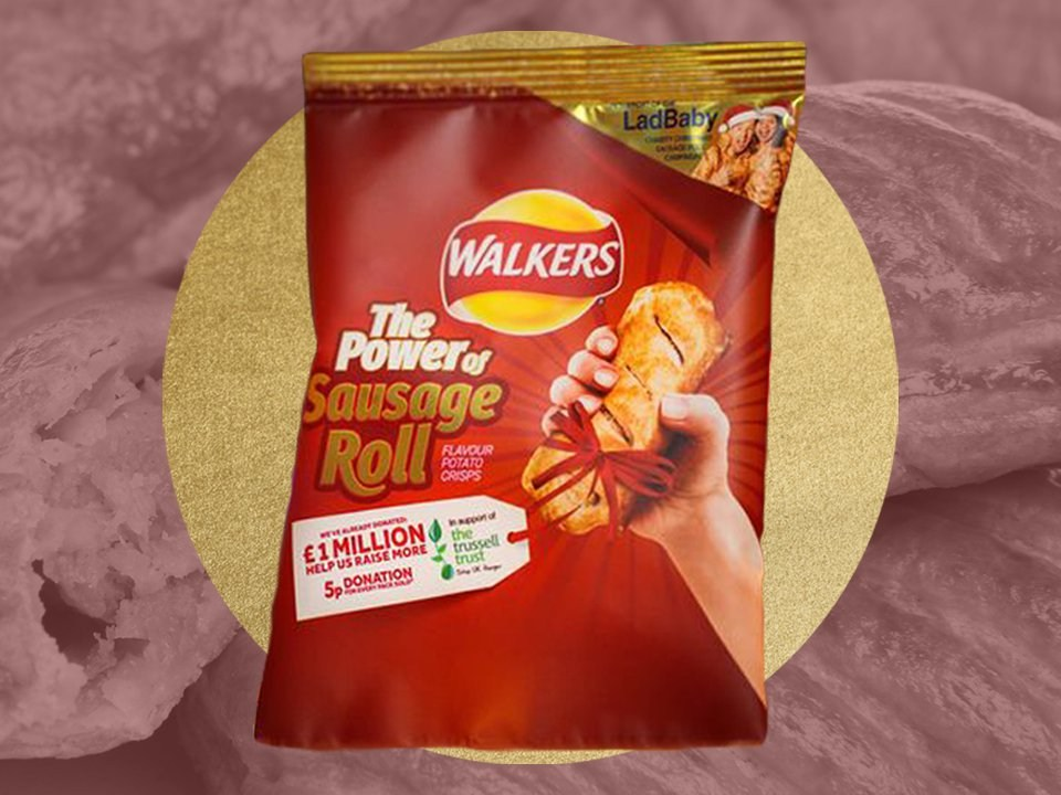 Walkers releases sausage roll-flavoured crisps | Metro News