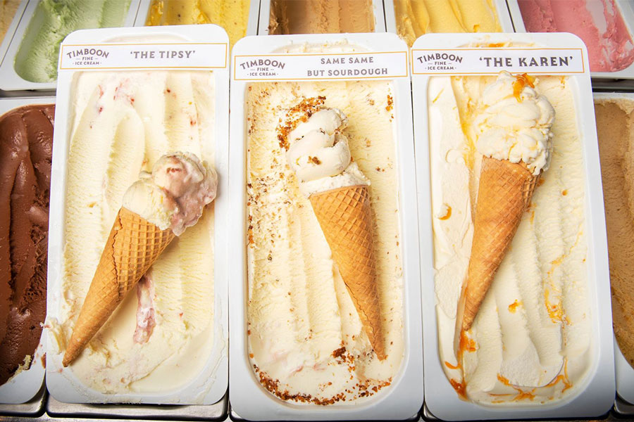 COVID-Inspired Range of Flavours for Ice Cream | 3ba