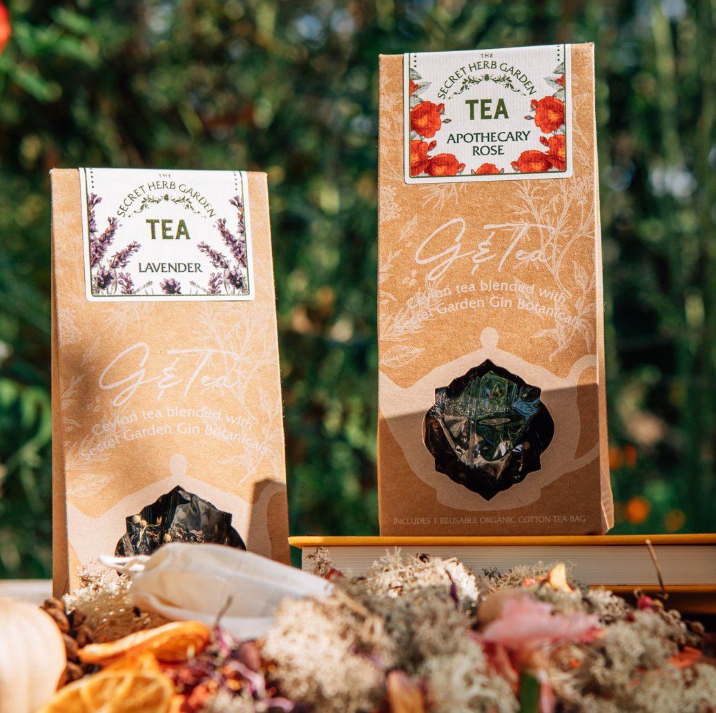 Gin-inspired herbal tea range | Good Housekeeping