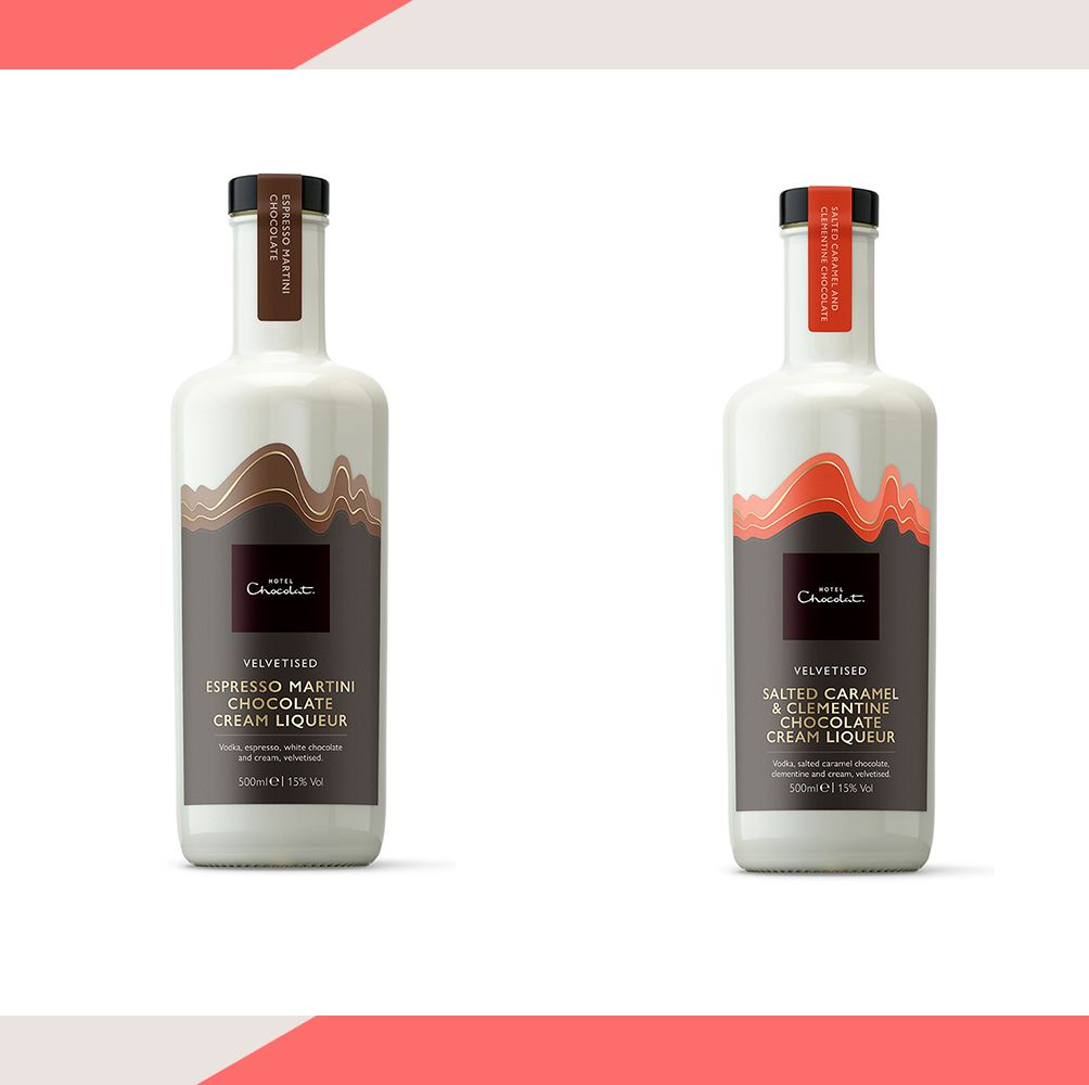 Hotel Chocolat reinvents chocolate cream liqueur with new flavours | Goodhousekeeping