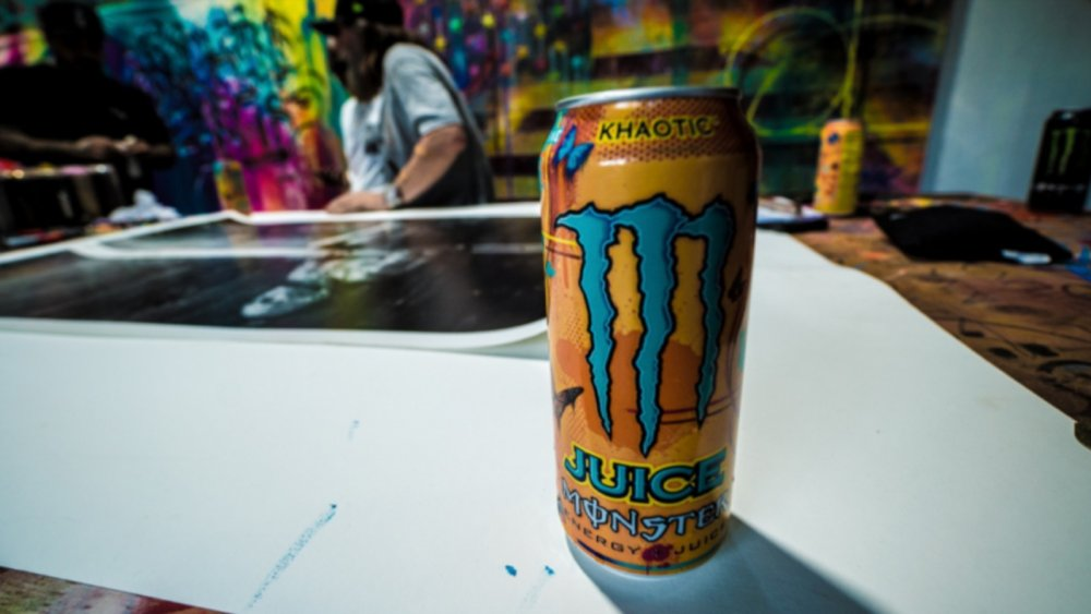 Monster's newest flavors have everyone talking | Mashed