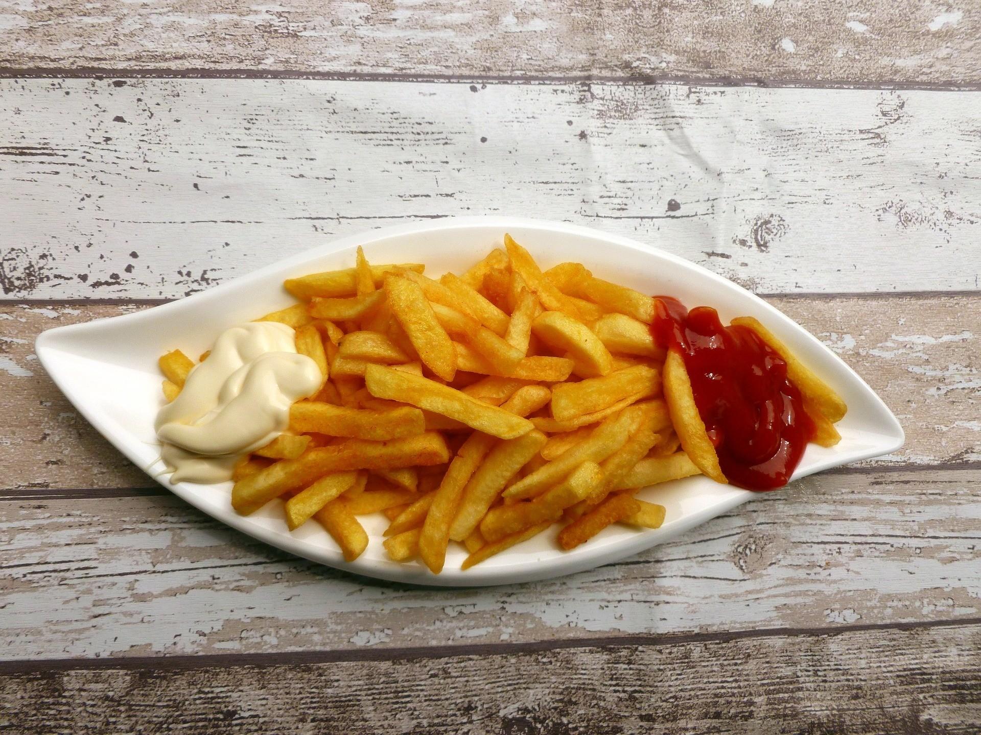 Food French fries debate