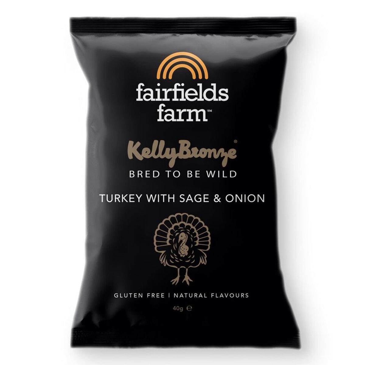 Fairfields Farm Kelly Bronze Turkey Crisps