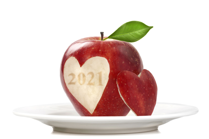 food trends 2021 etched in apple