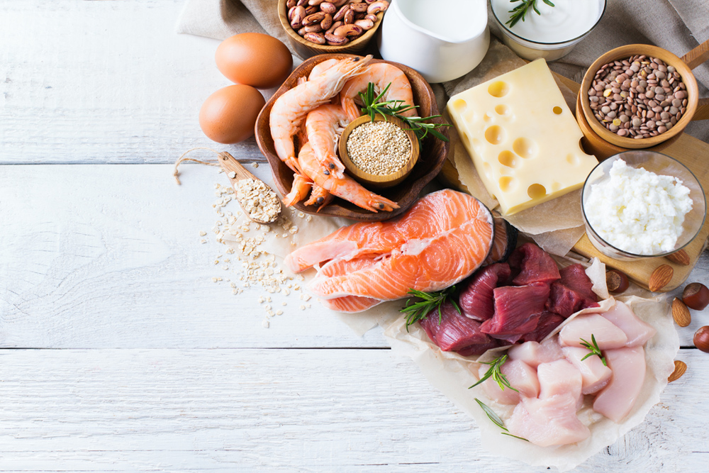 Flavour solutions for meat, fish & sea food applications