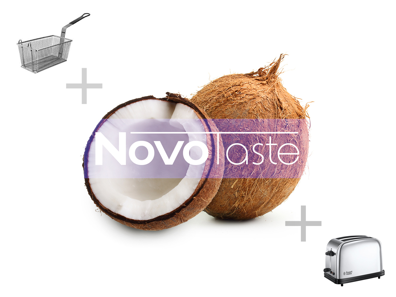 Coconut flavours – Fried or toasted?