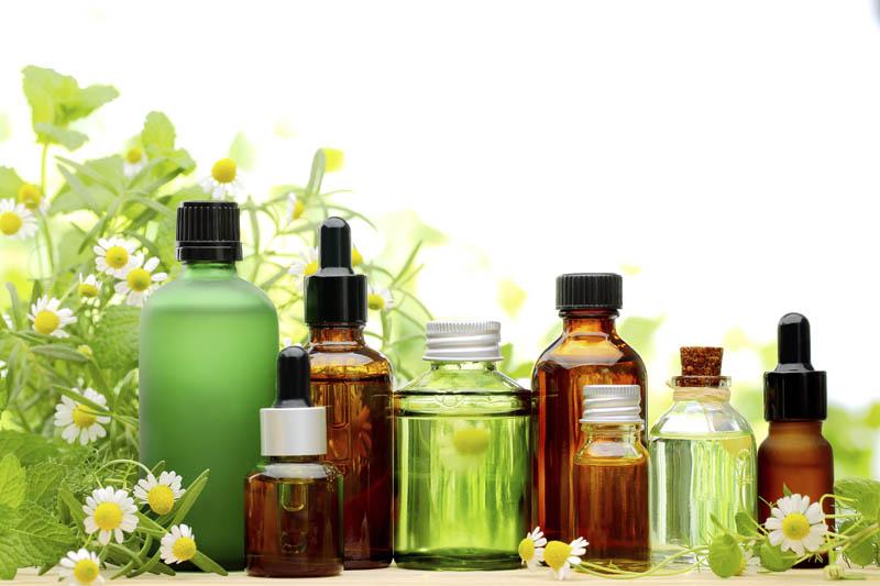 Properties of essential oils