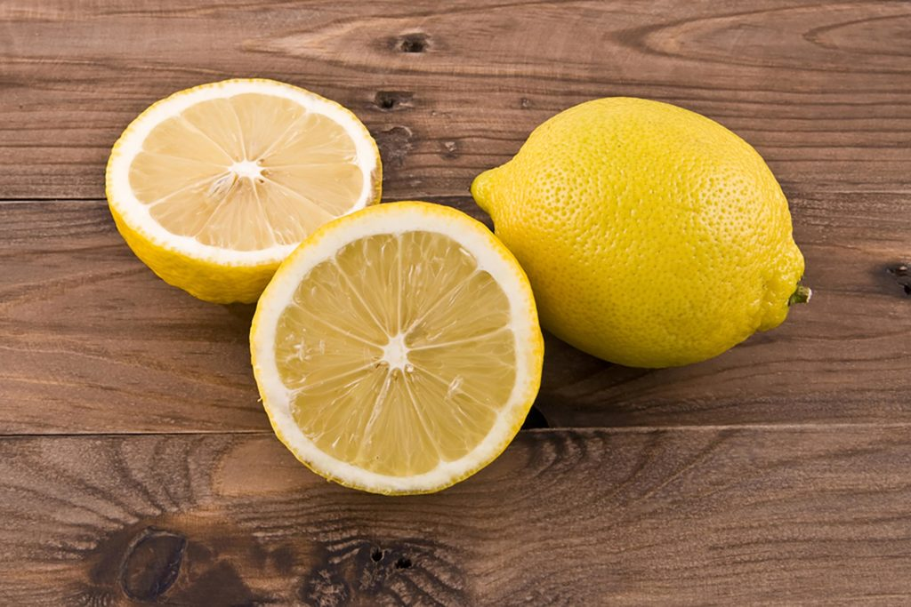 By merely inhaling the scent of a lemon, your body experiences most (if not all) of its beneficial homeopathic purposes