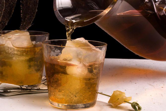 Move Over, Bitters—Tea Is Bringing the Flavor to Cocktails | Chowhound