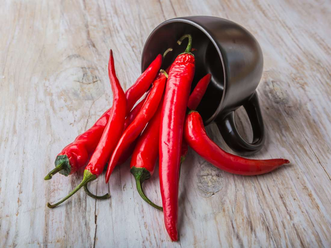 Chili pepper compound may slow down lung cancer | Medical News Today