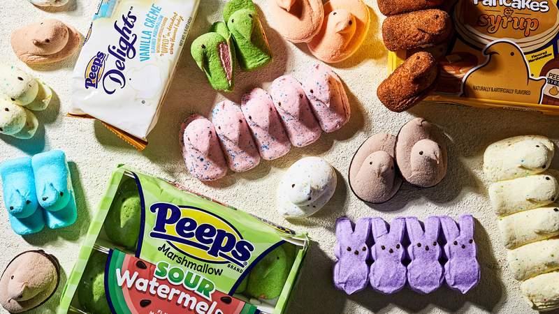 Peeps continuing new-flavor trend | The Journal Gazette