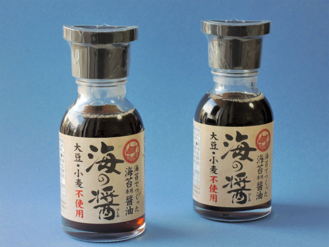 Scent of rotten seaweed inspires scientist to make new soy sauce | The Asahi Shimbun