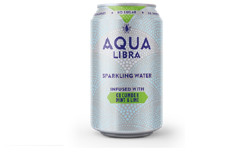 Britvic introduces new flavour to Aqua Libra sparkling water brand | Drinks-Insight-Network