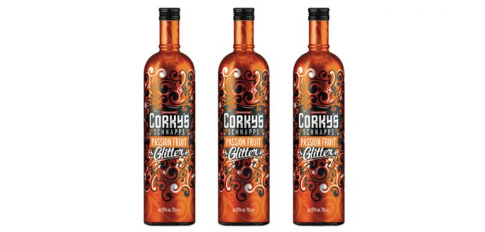 Corky's adds Passion Fruit flavour to glitter range | Bar magazine