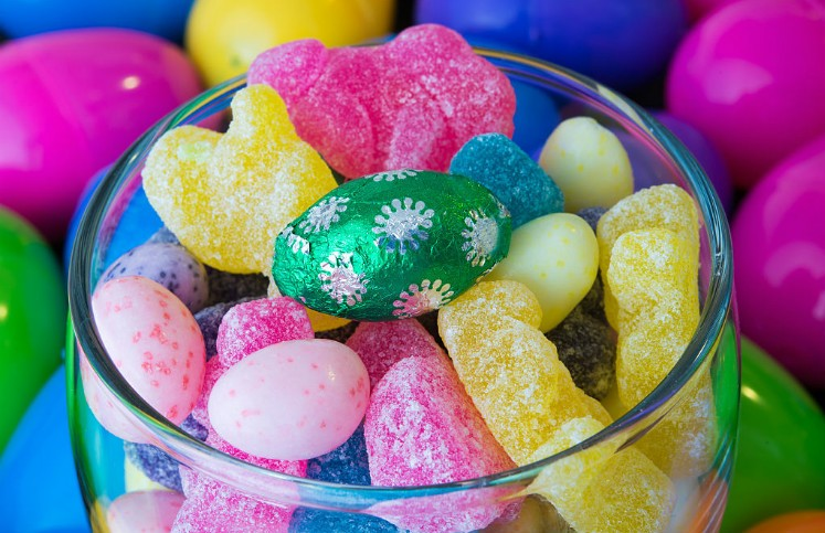Easter 2019: classic treats get an upgrade in color, shape and flavor