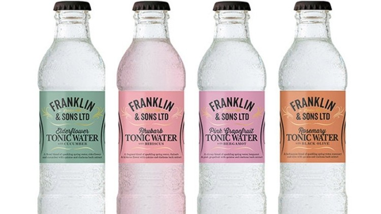 Franklin & Sons 'flavour collection' tonics launches | Morning Advertiser