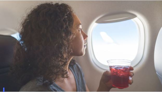 Why you should always order a bloody Mary when flying at 30,000 feet | 9Travel