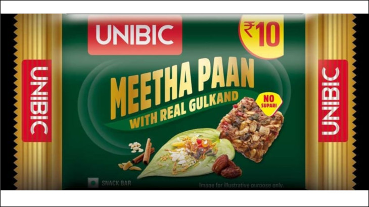 Paan flavoured snack bars?   AFAQS