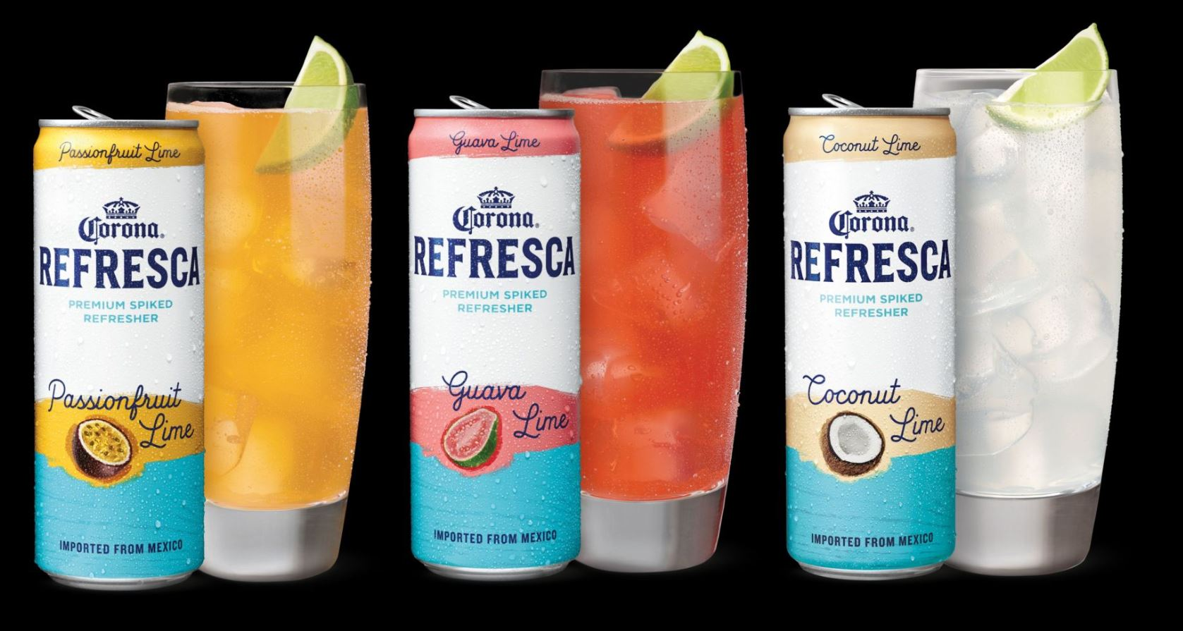 Corona Refresca Taste Of The Tropics Brings The Ultimate Refreshment Foodsided Adding Flavour To Your Success