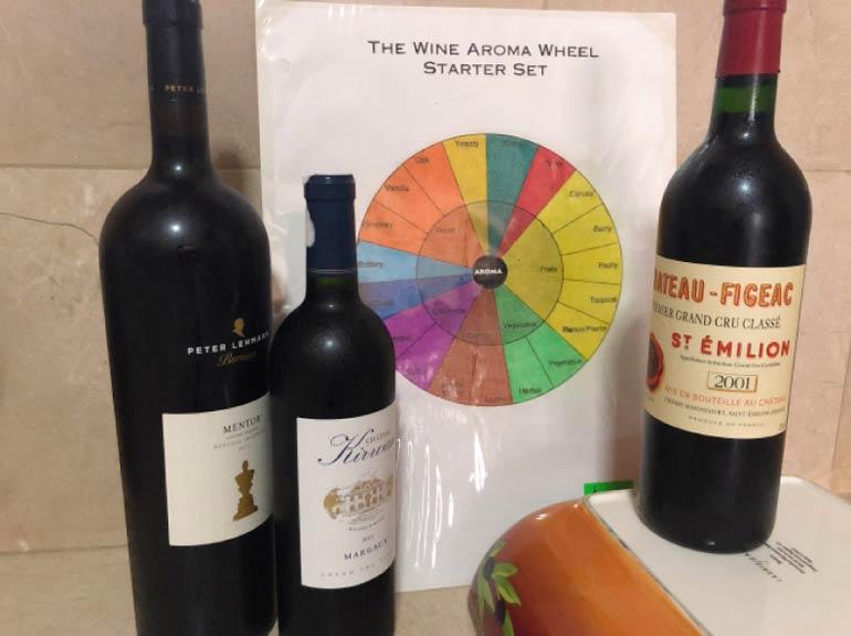 The art of taking wine tasting notes | BusinessWorld