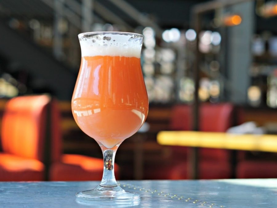 In Between Mocktails And Boozy Beverages Is A Milder Trend: The Low-ABV Drink Menu   DCist