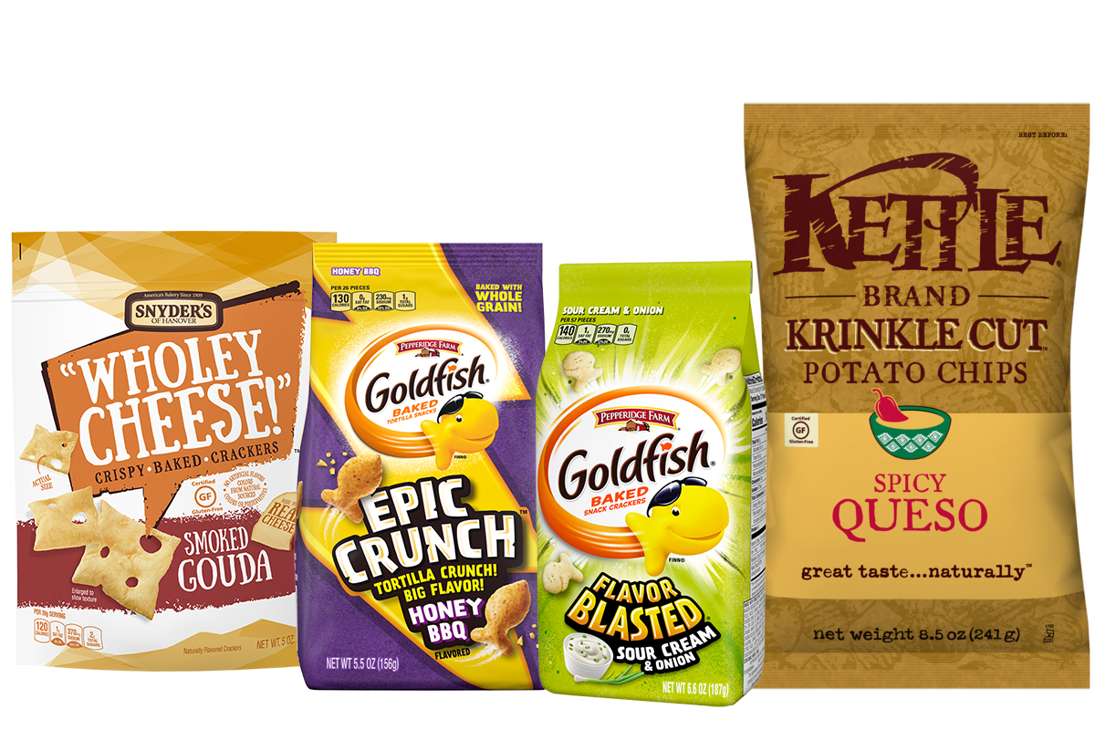 Campbell Soup capitalizing on snack trends   Food Business News
