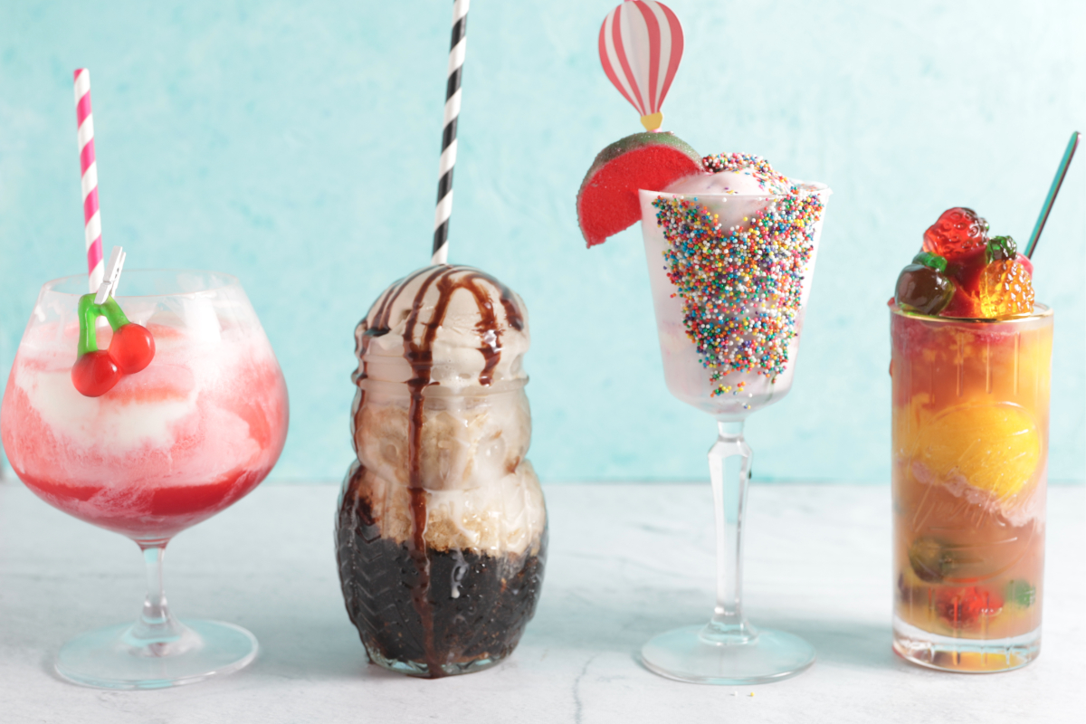 Slideshow: Booze-inspired flavors trending in food | Food Business News