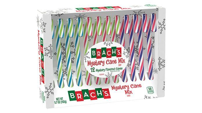 Brach's Introducing Mystery Flavor Candy Canes for the Holidays | Comicbook