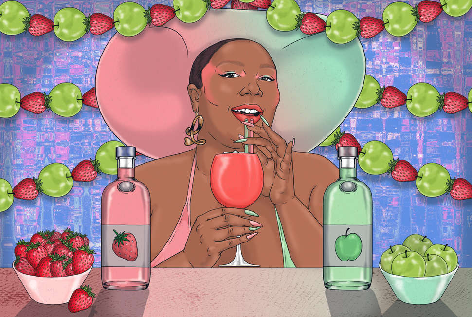 Fruity Drinks and Flavored Liquor are Back: Lizzo's Absolut Juice & More   Thrillist