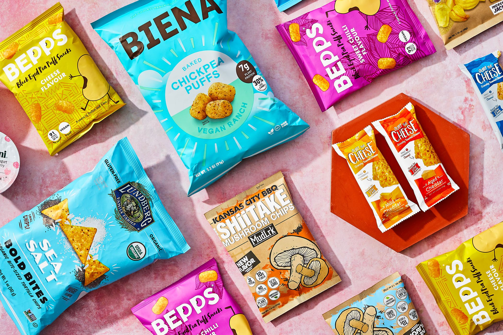 Top 10 Healthy Snack Trends Of 2019, From Women's Health Editors | Womens Health Mag